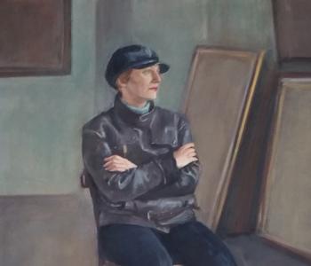 Kunstagentin: Portrait von Sabine Kasan 1994